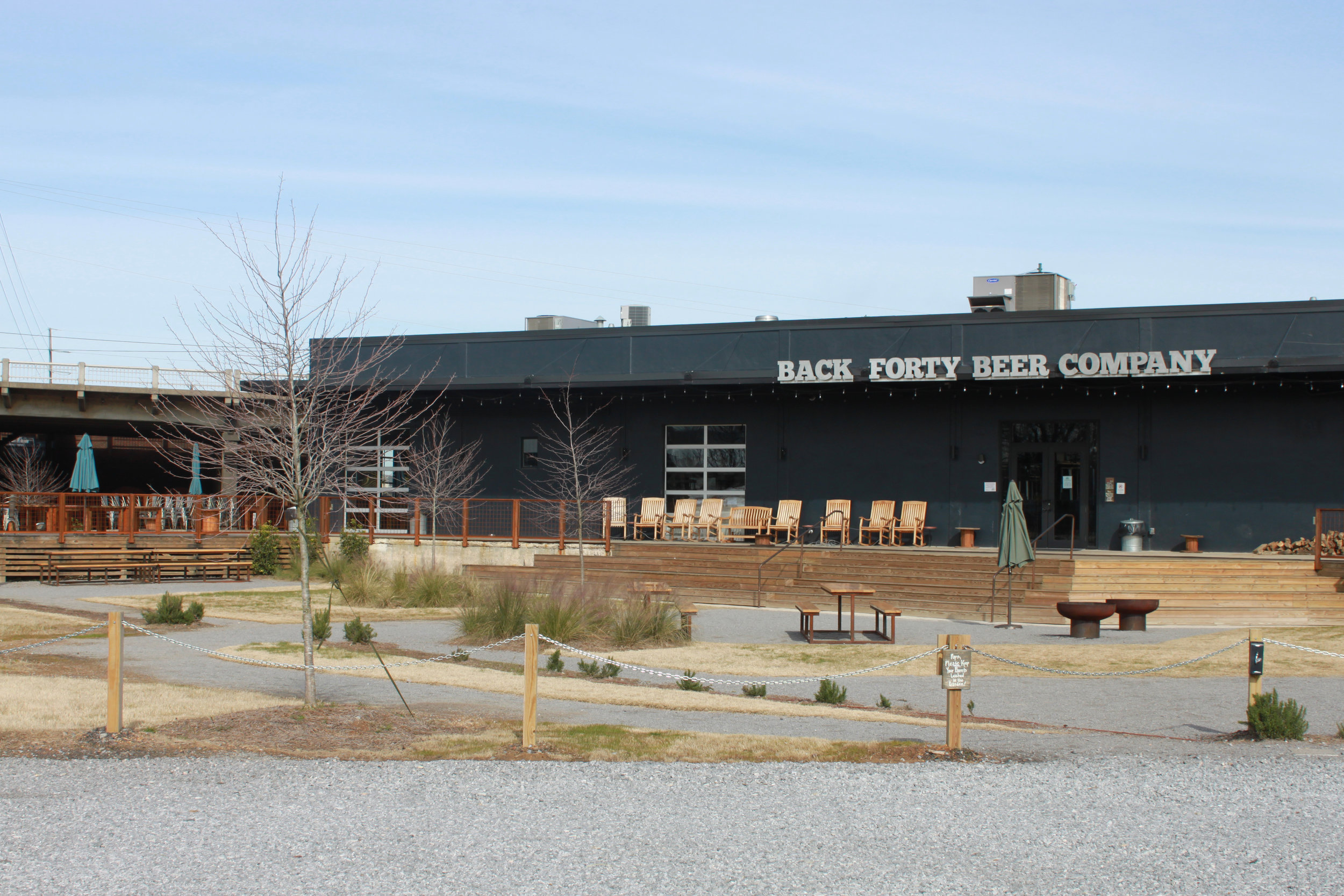 Back Forty Beer Co.
