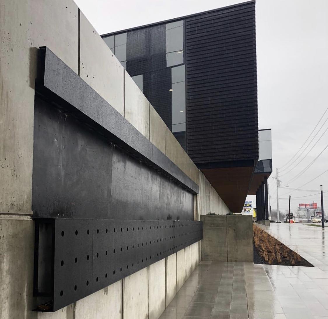 MNPD Memorial Wall