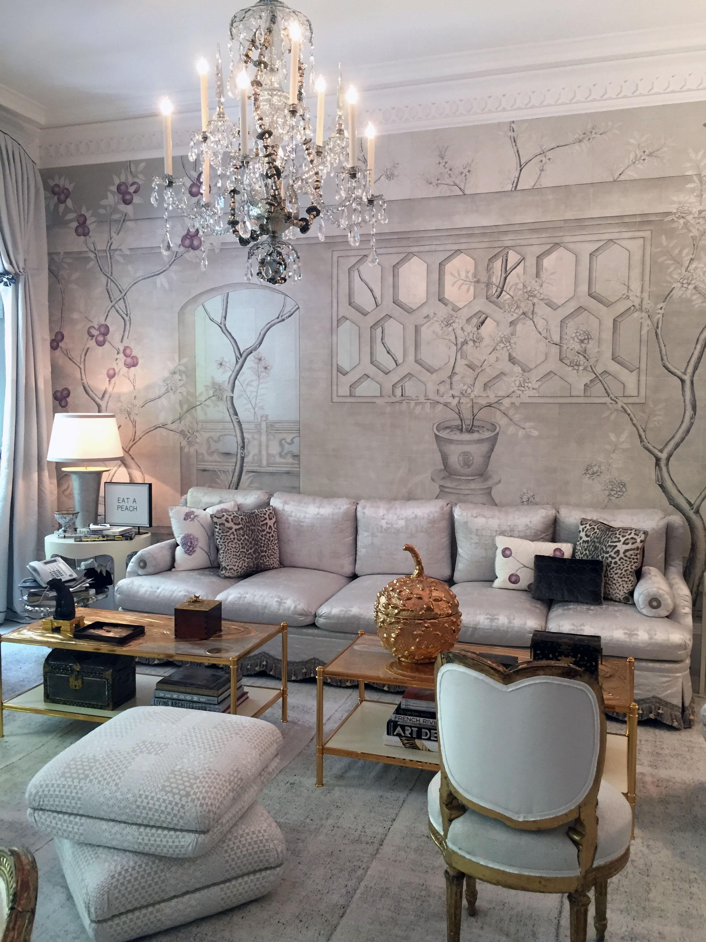 Salon by Alex Papachristidis Interiors