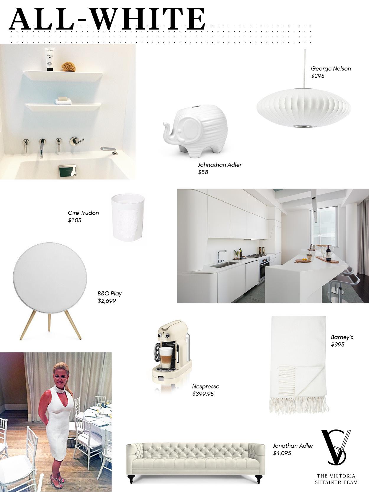 interior design white 2016