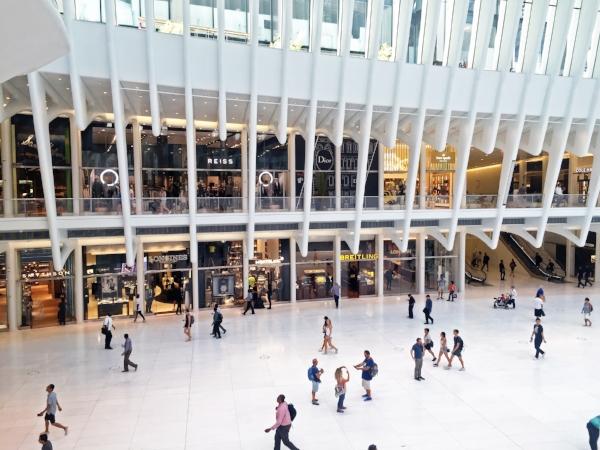 westfield mall manhattan