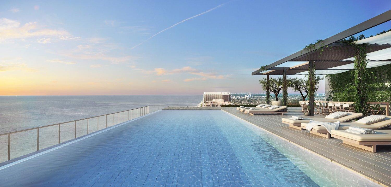 Oceana Bal Harbour Infinity Pool