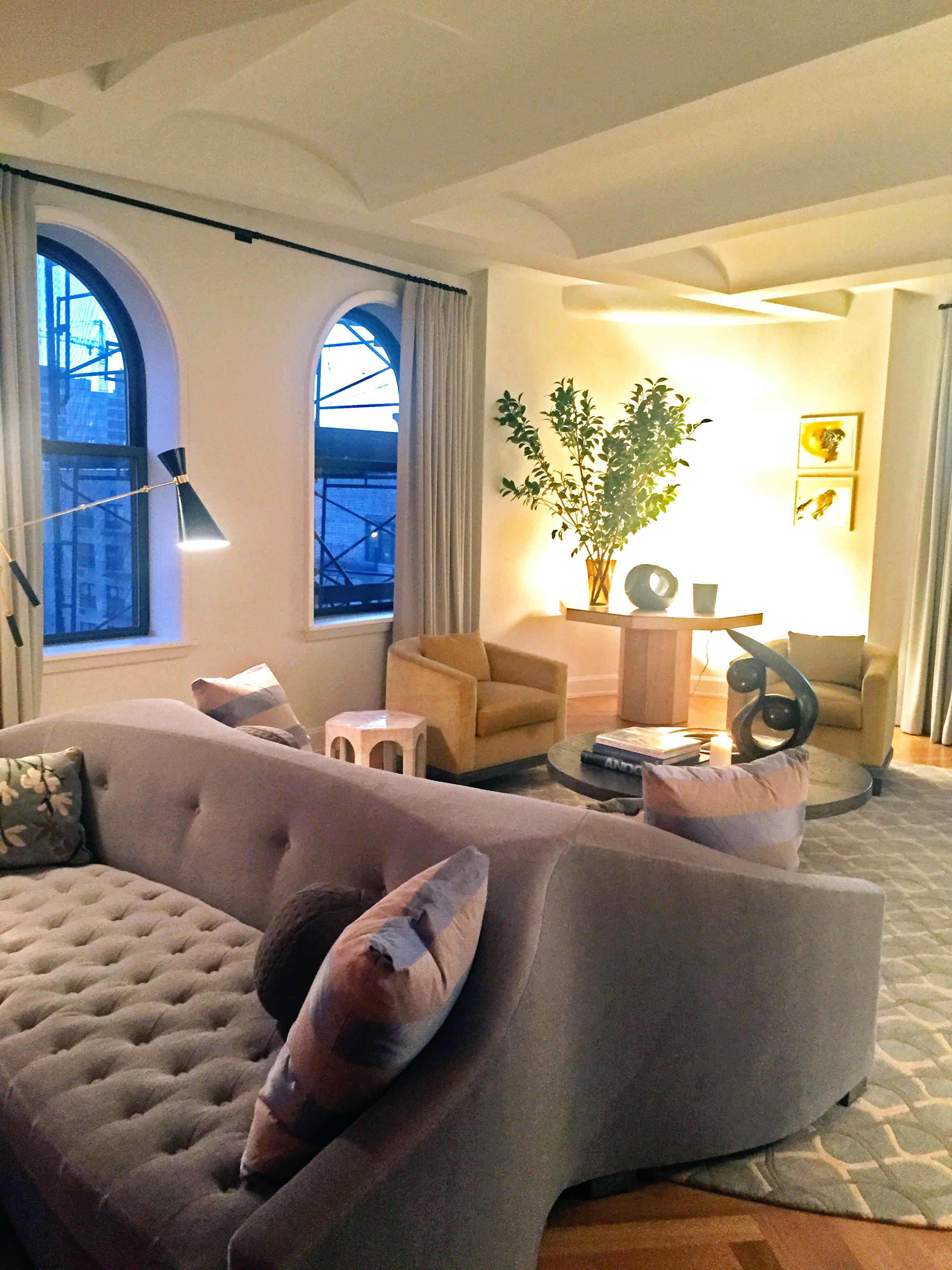 The Shephard Living Room