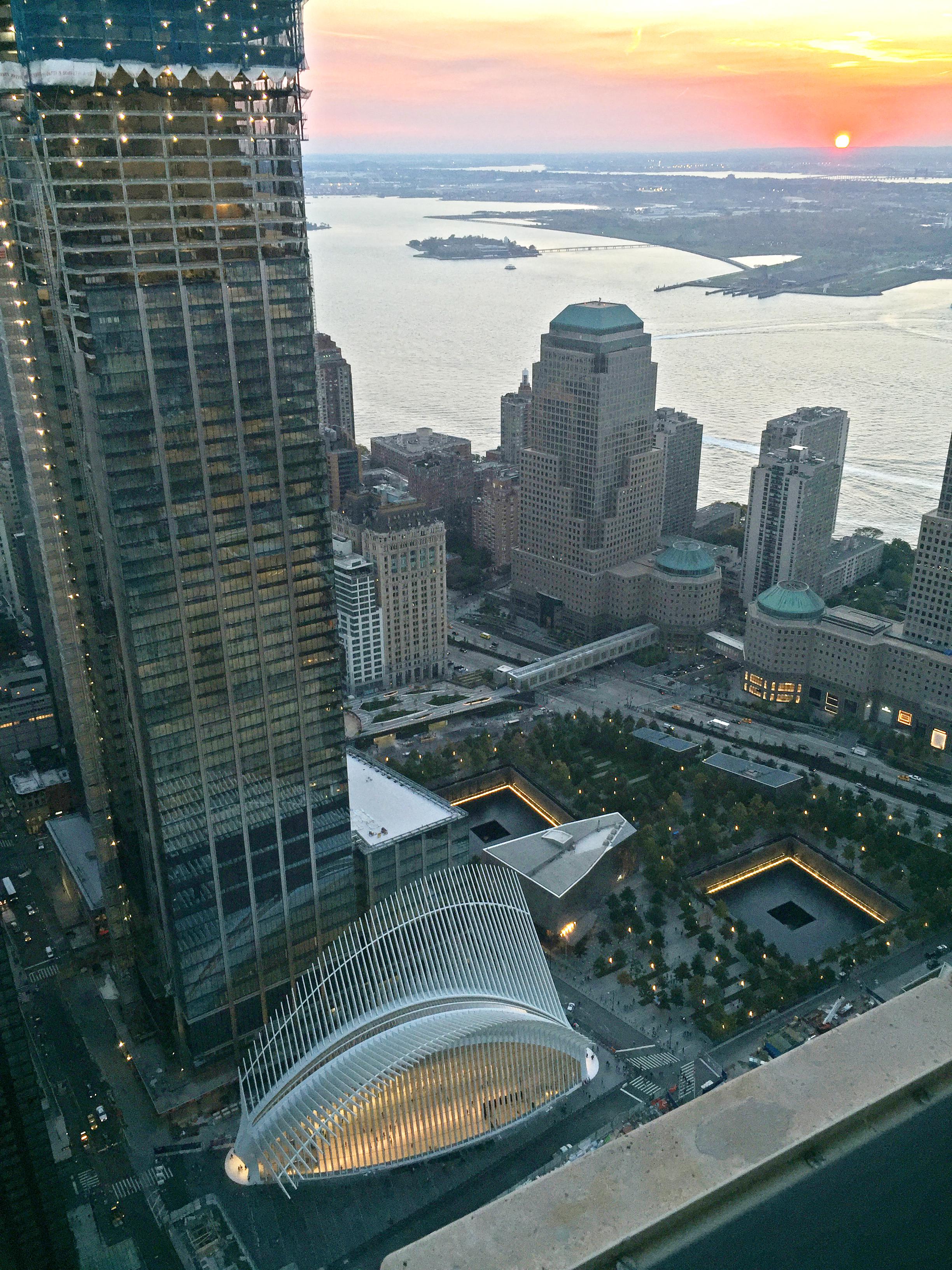 30 Park Place Penthouse Views