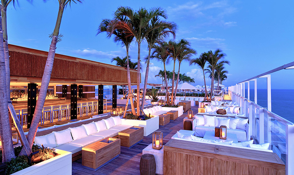 1 Hotel South Beach Rooftop