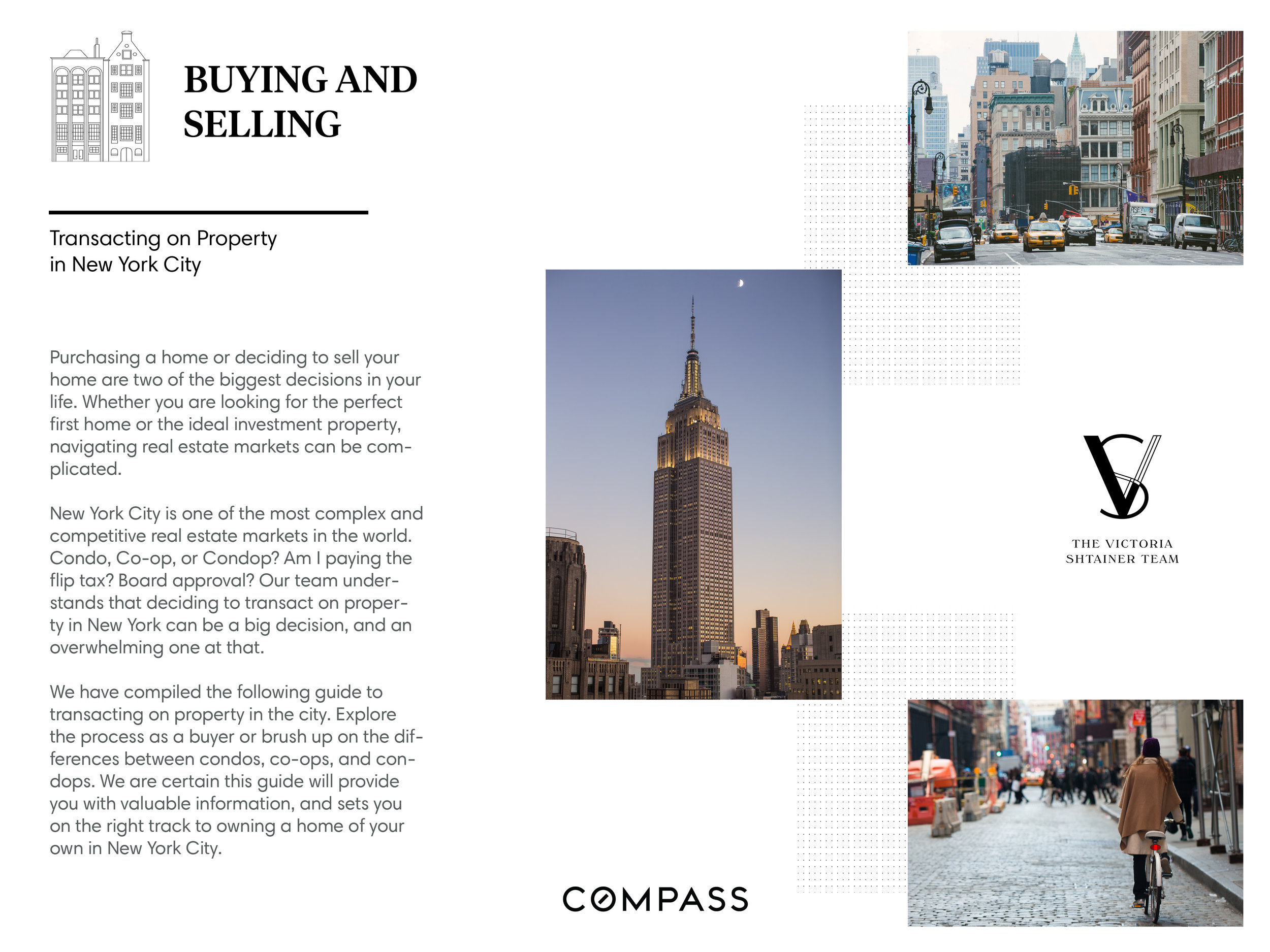 NYC Buying & Selling Guide