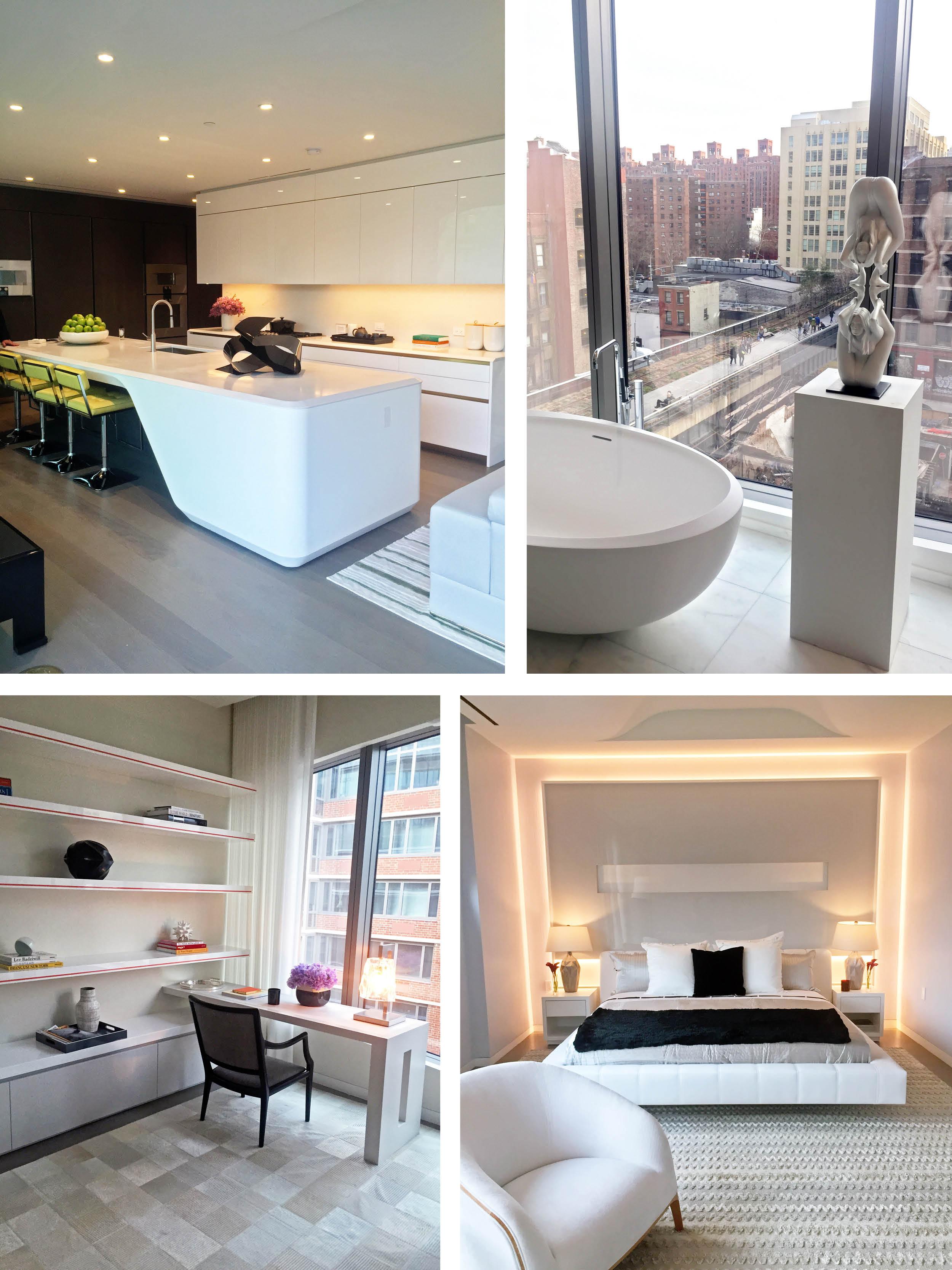 Zaha Hadid Model Residence