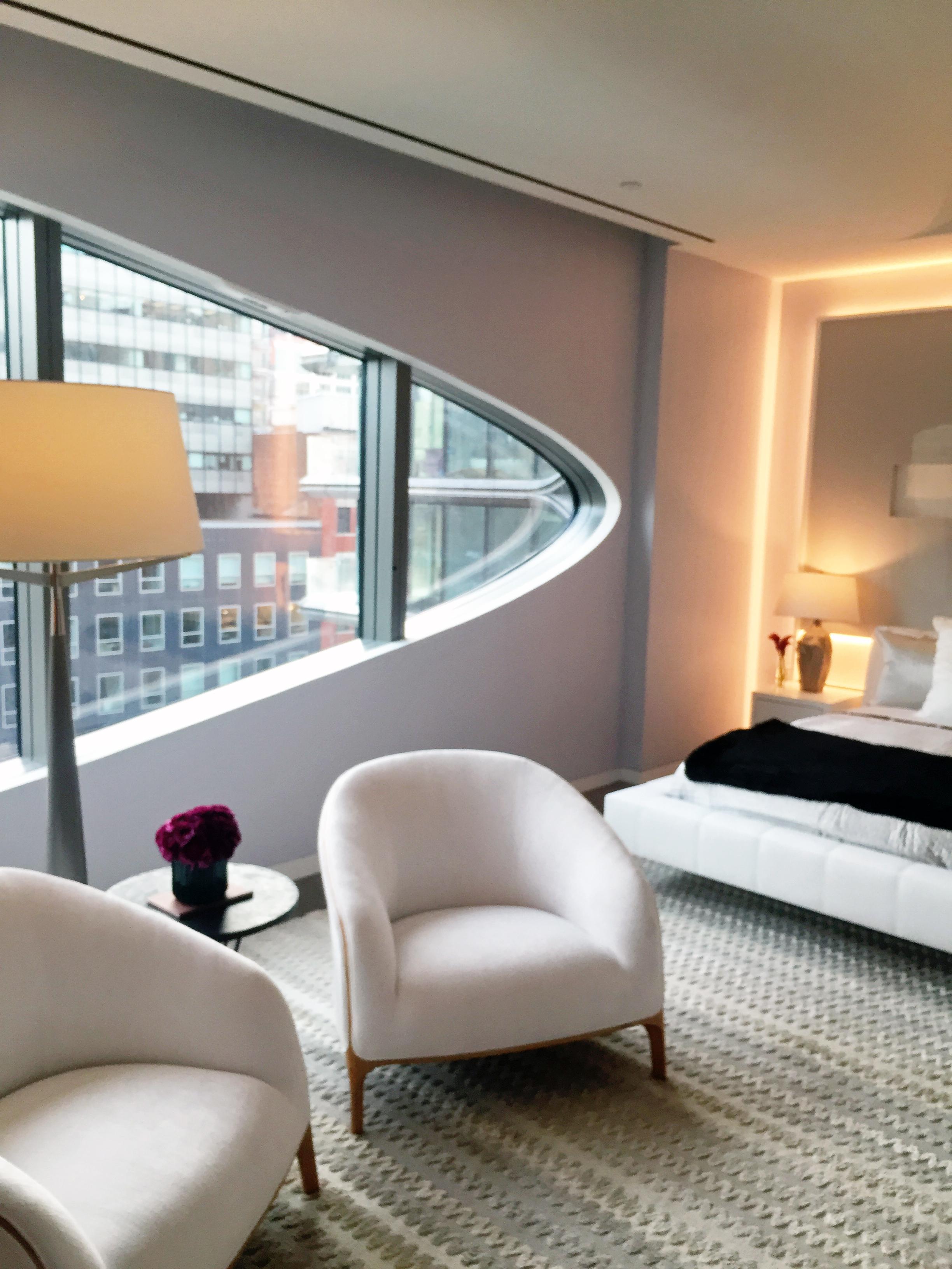 Zaha Hadid New York City