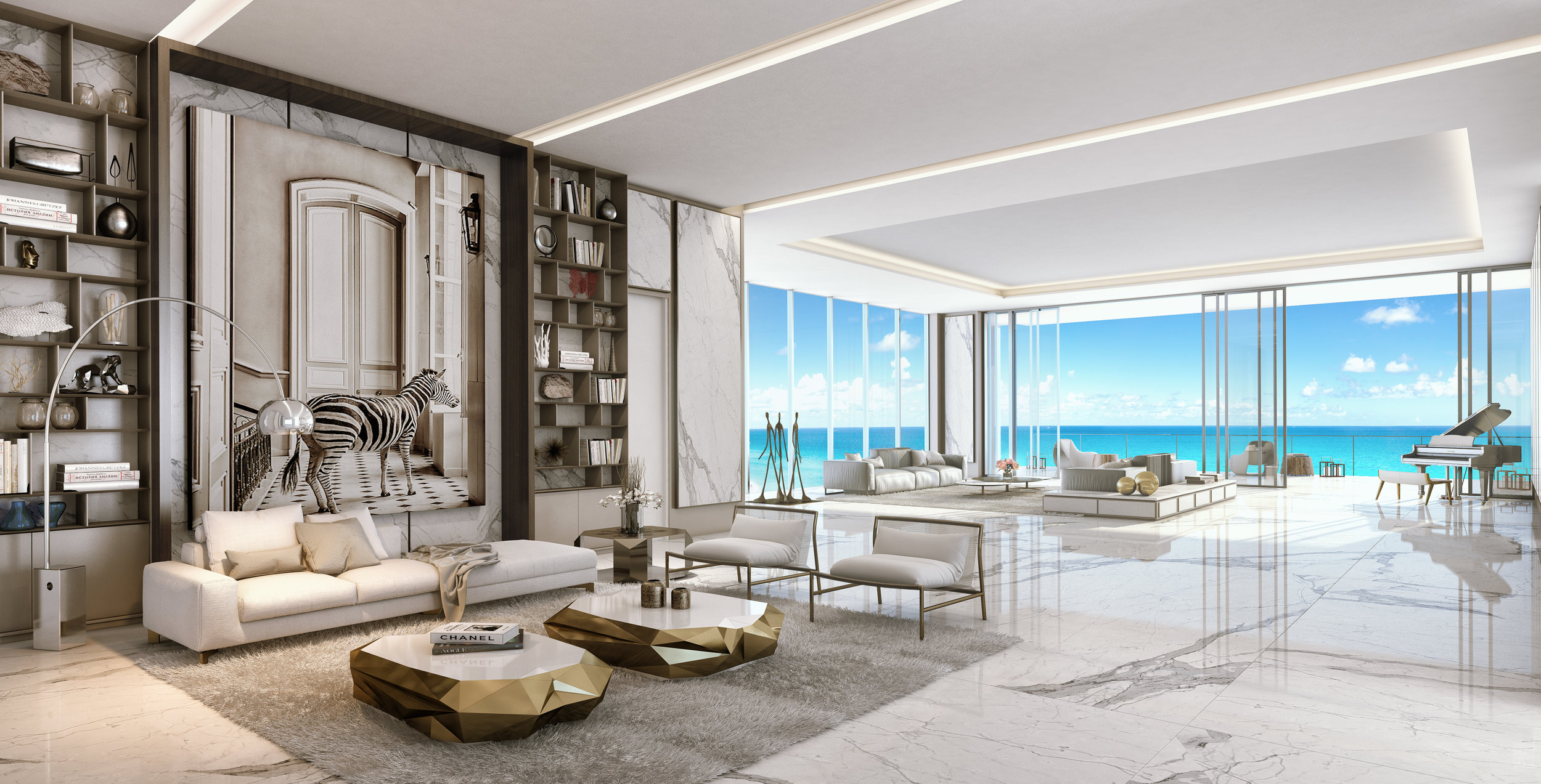 Muse Miami Lower Penthouse