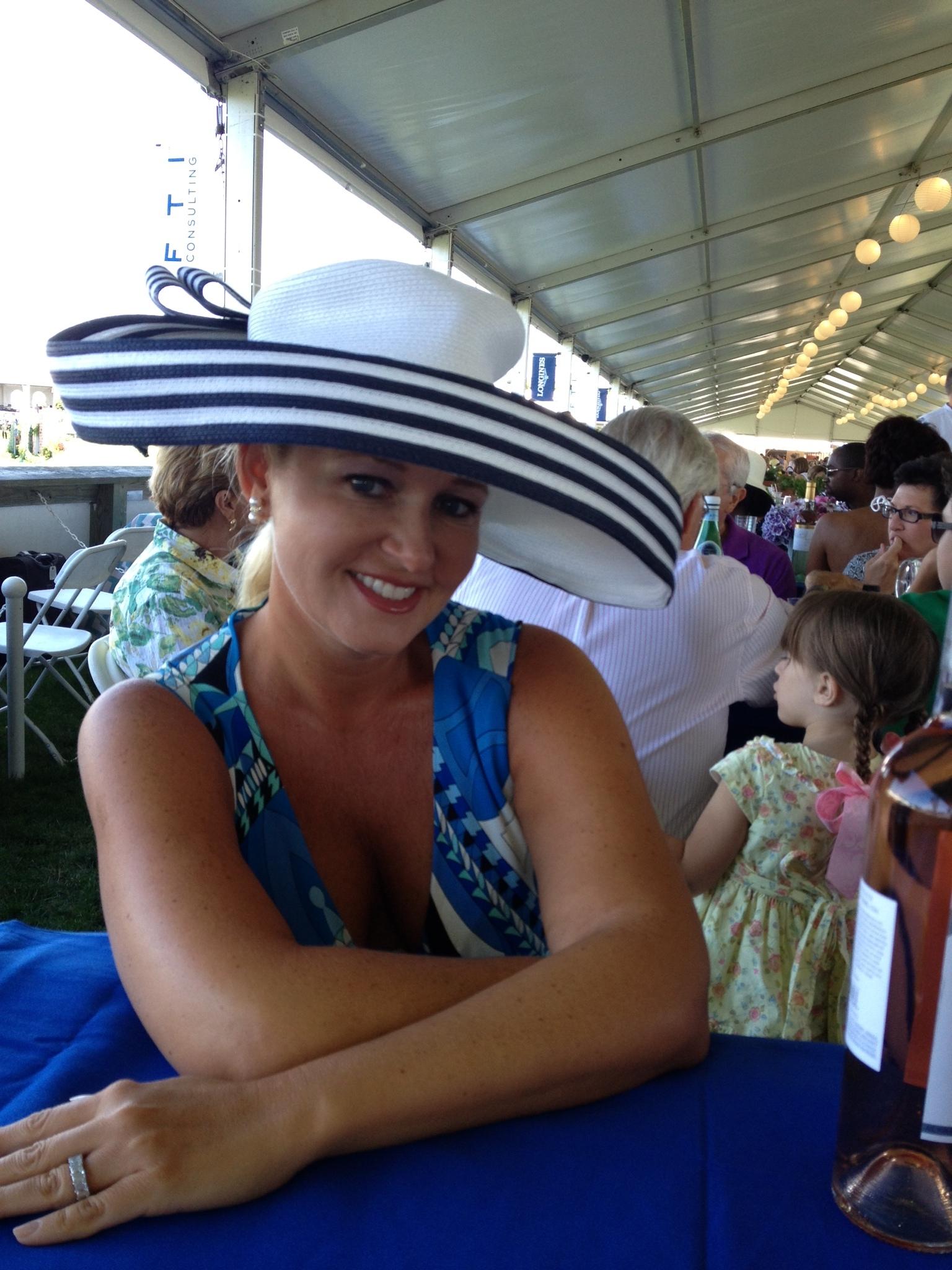 Victoria Shtainer Hampton Classic