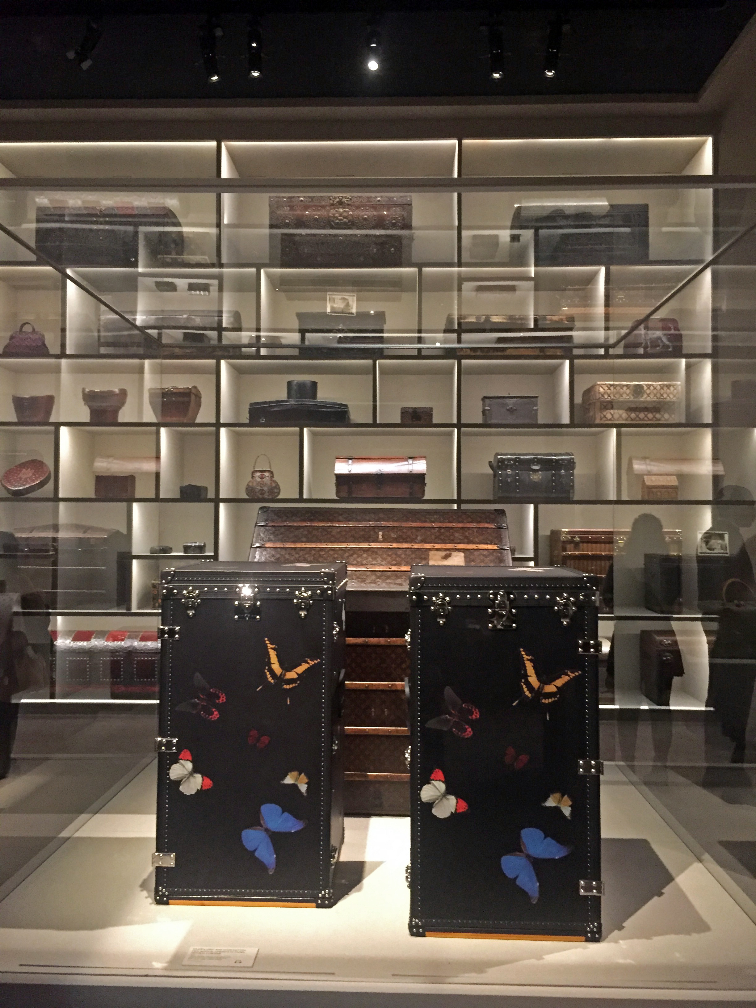 Louis Vuitton Exhibition New York