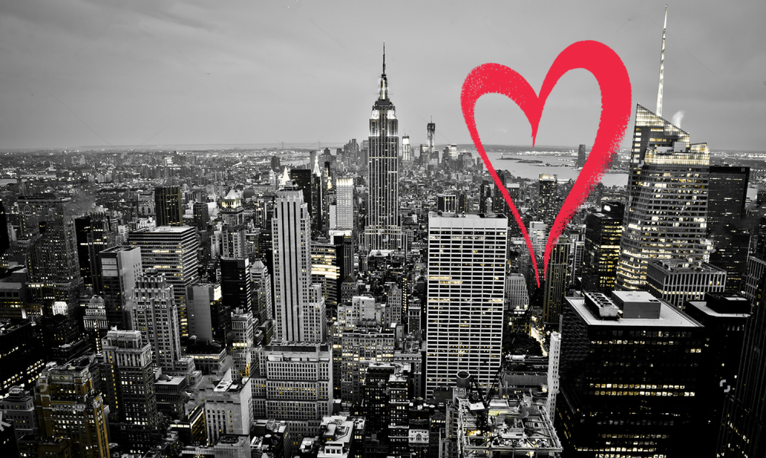 New York City Valentines Day