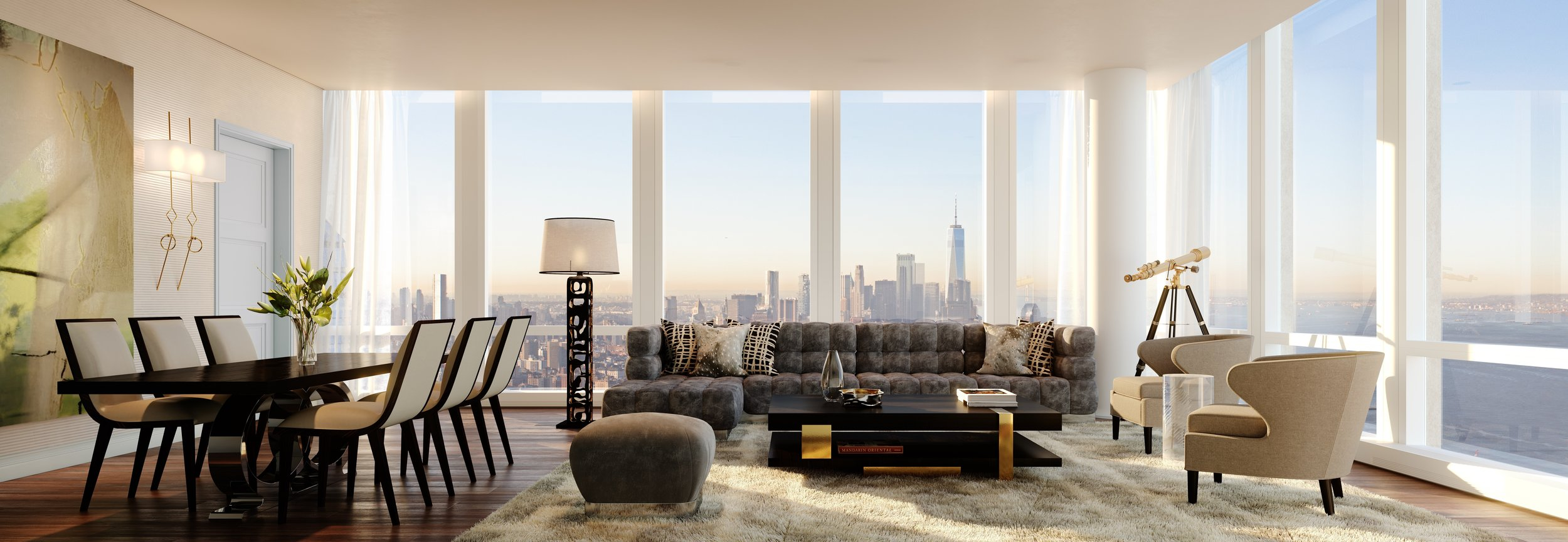 35 Hudson Yards Condo Related Oxford