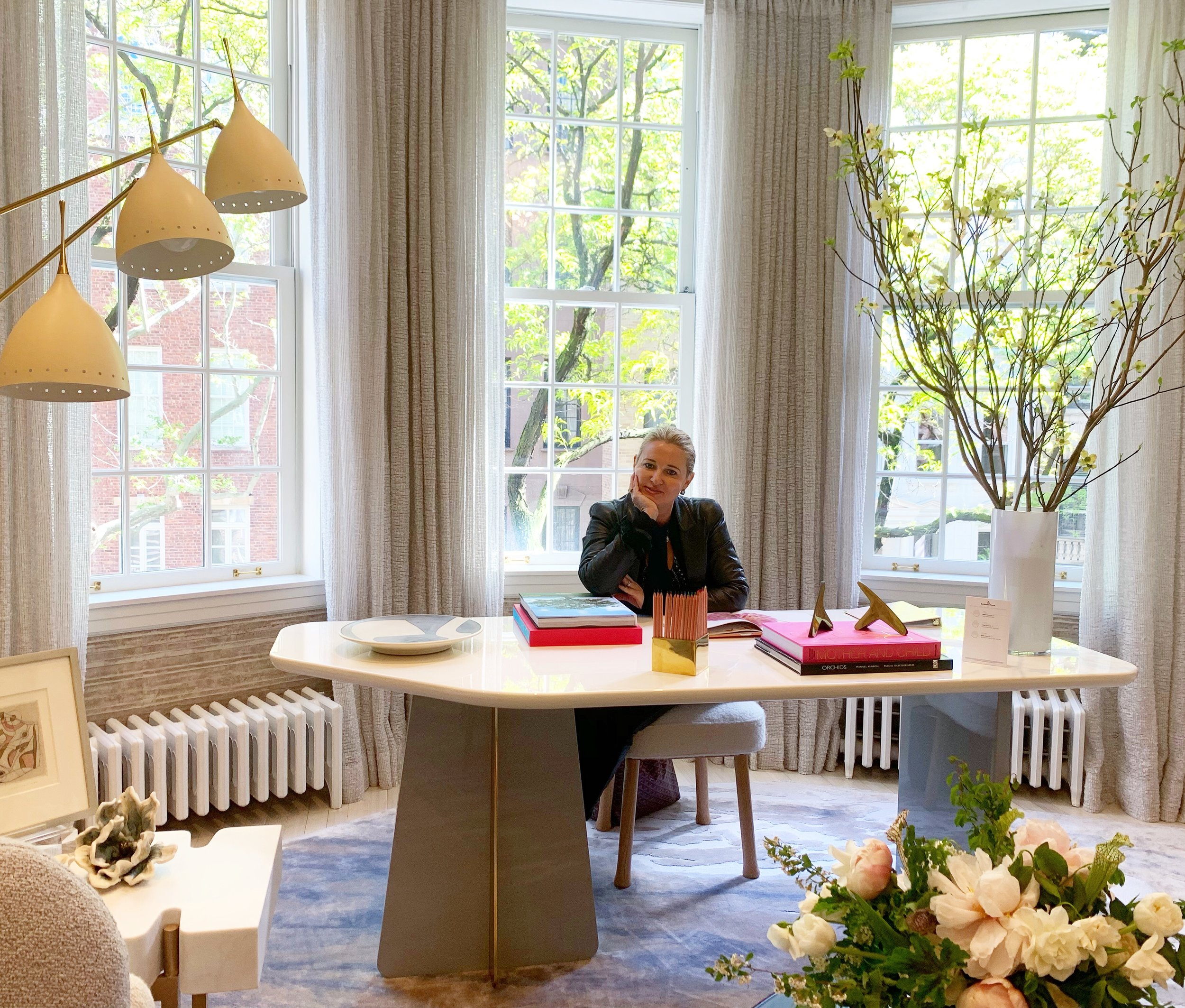 Victoria Shtainer Kips Bay Decorator Showhouse