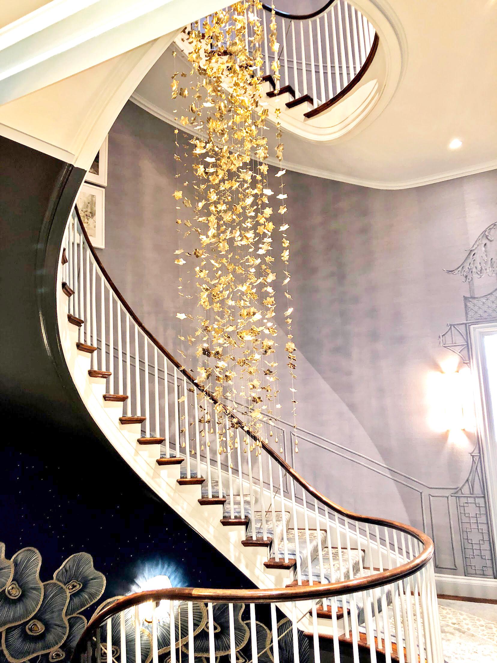 Staircase by Brian Gluckstein