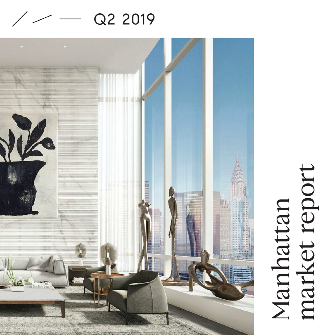 Manhattan Q2 Market Report