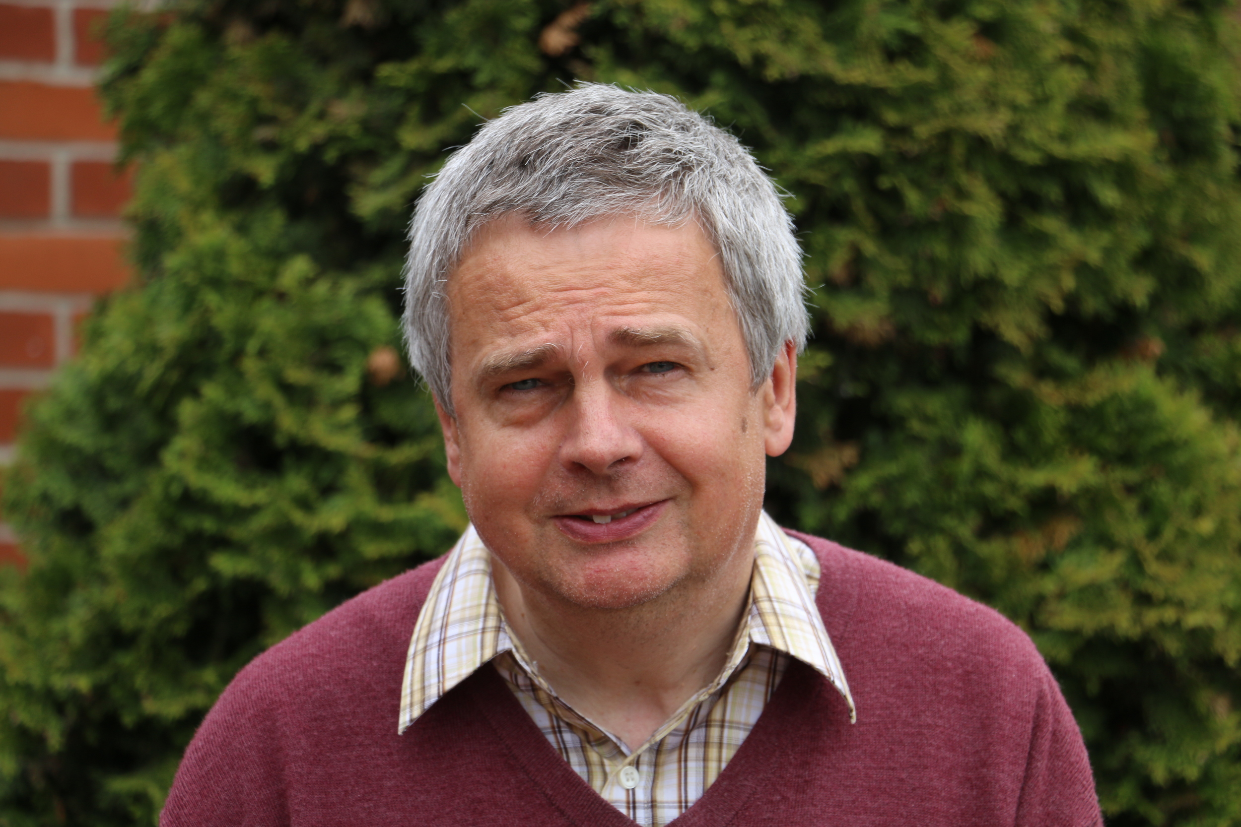 Tony McLarty, Lay Elder