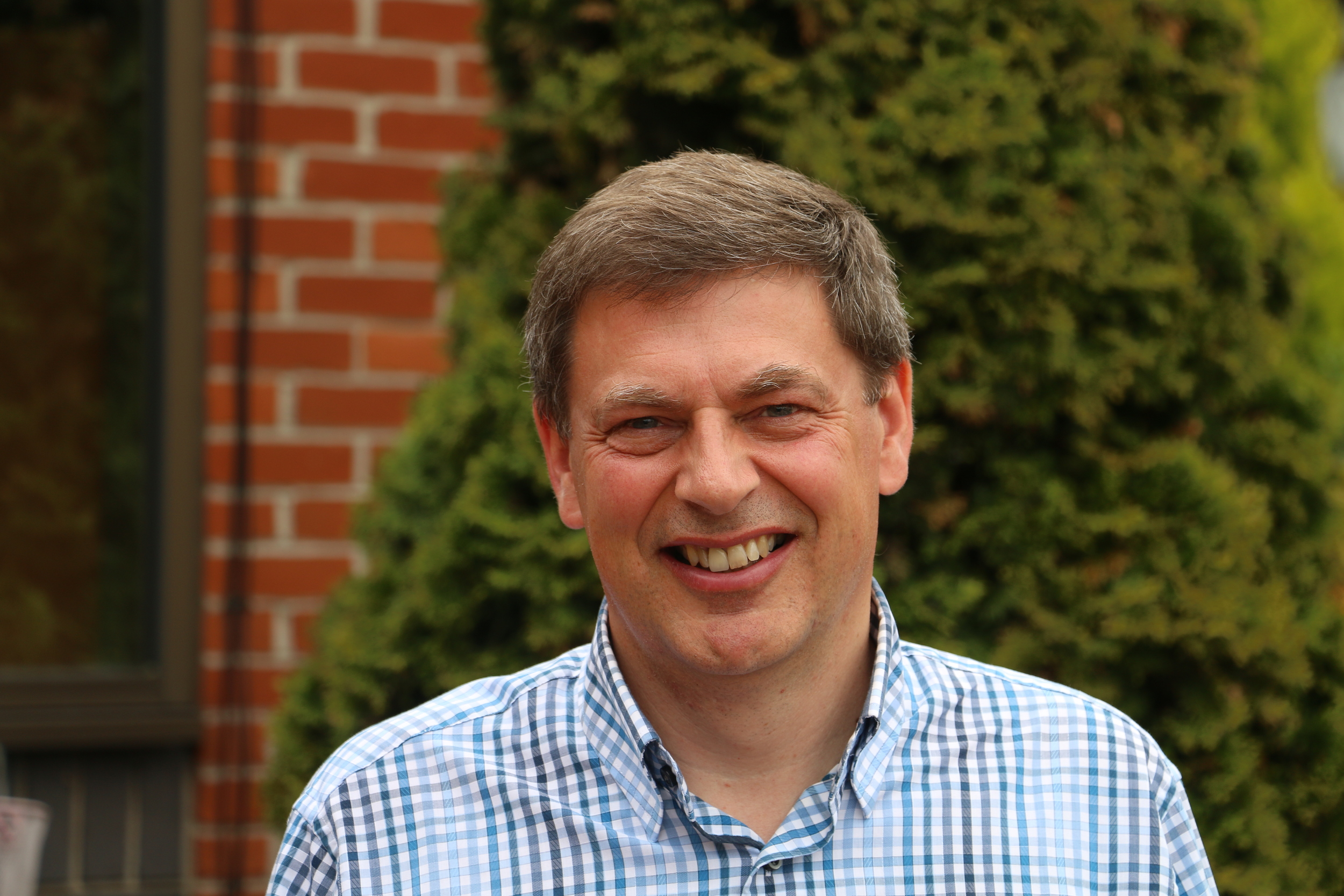 Alistair Poustie, Lay Elder