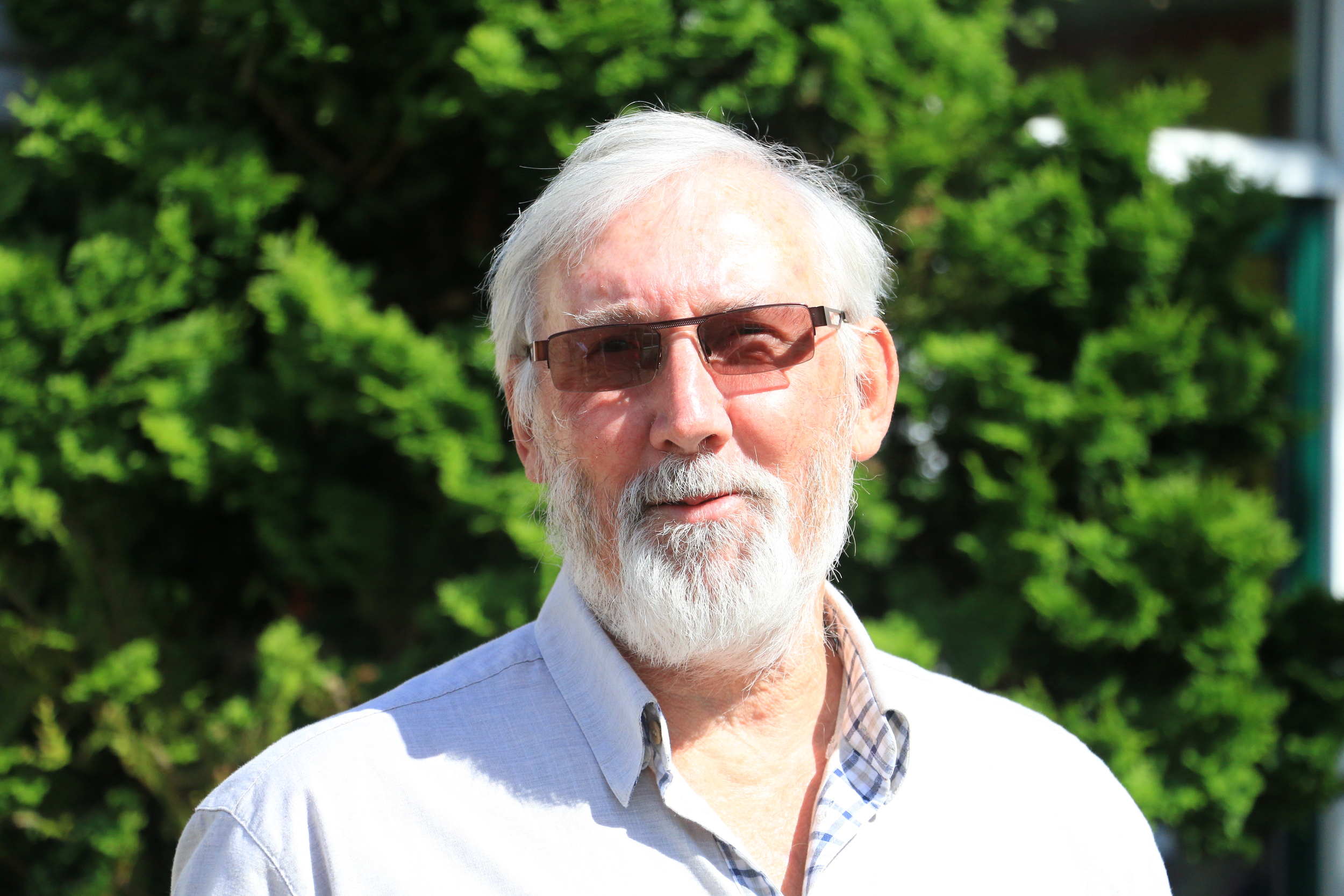 Rev. Paul Griffiths, Retired Clergy