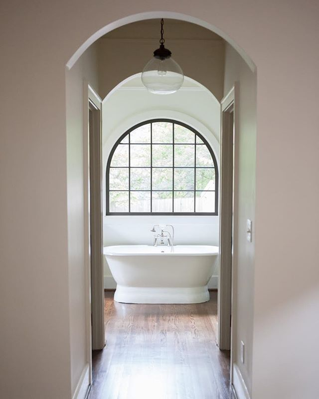 Looking forward to the New Year and excited about some great projects. We love the updated feel of this bathroom that still retains its old house charm. #ketchamandco #2019projects #dreambig #gooddesign #oldhouserenovation #renovation