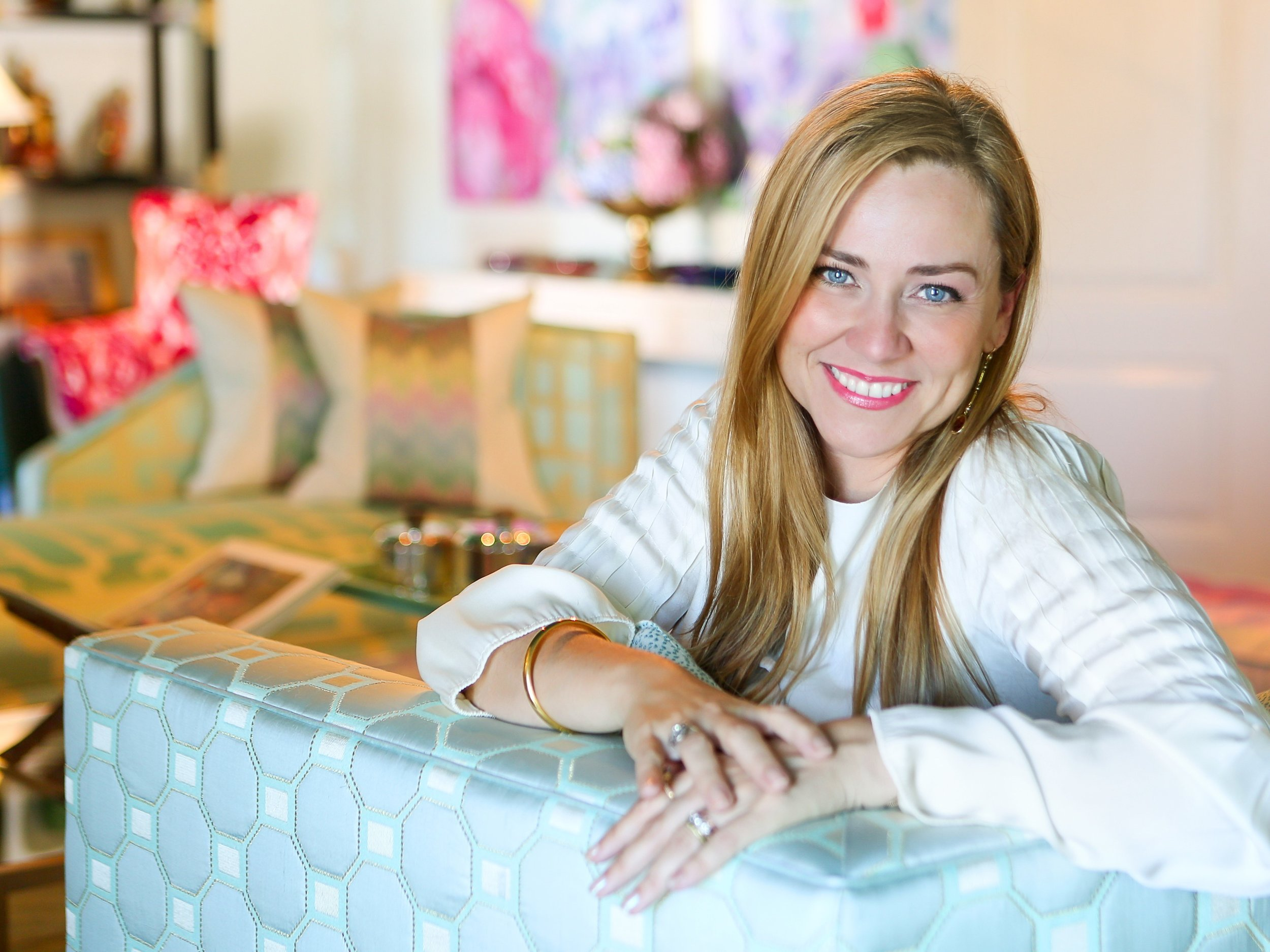 Michelle Workman recently opened    Michelle Workman Home   , a curated selection of new and vintage home furnishings.