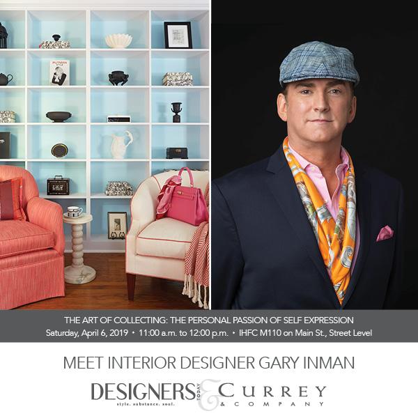 Gary Inman is VP interior Design at Baskervill.