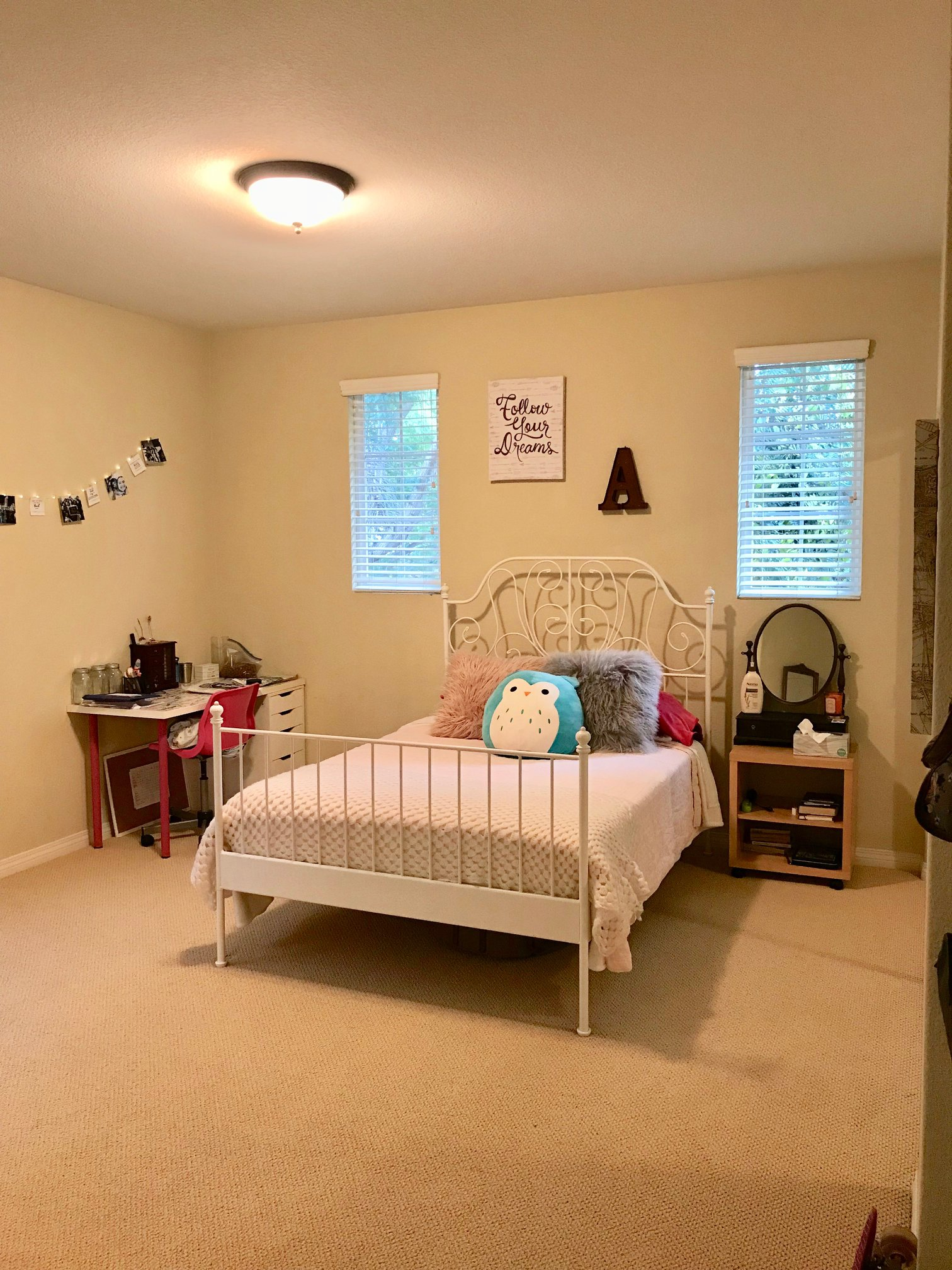 SISTER ANALISE'S ROOM BEFORE