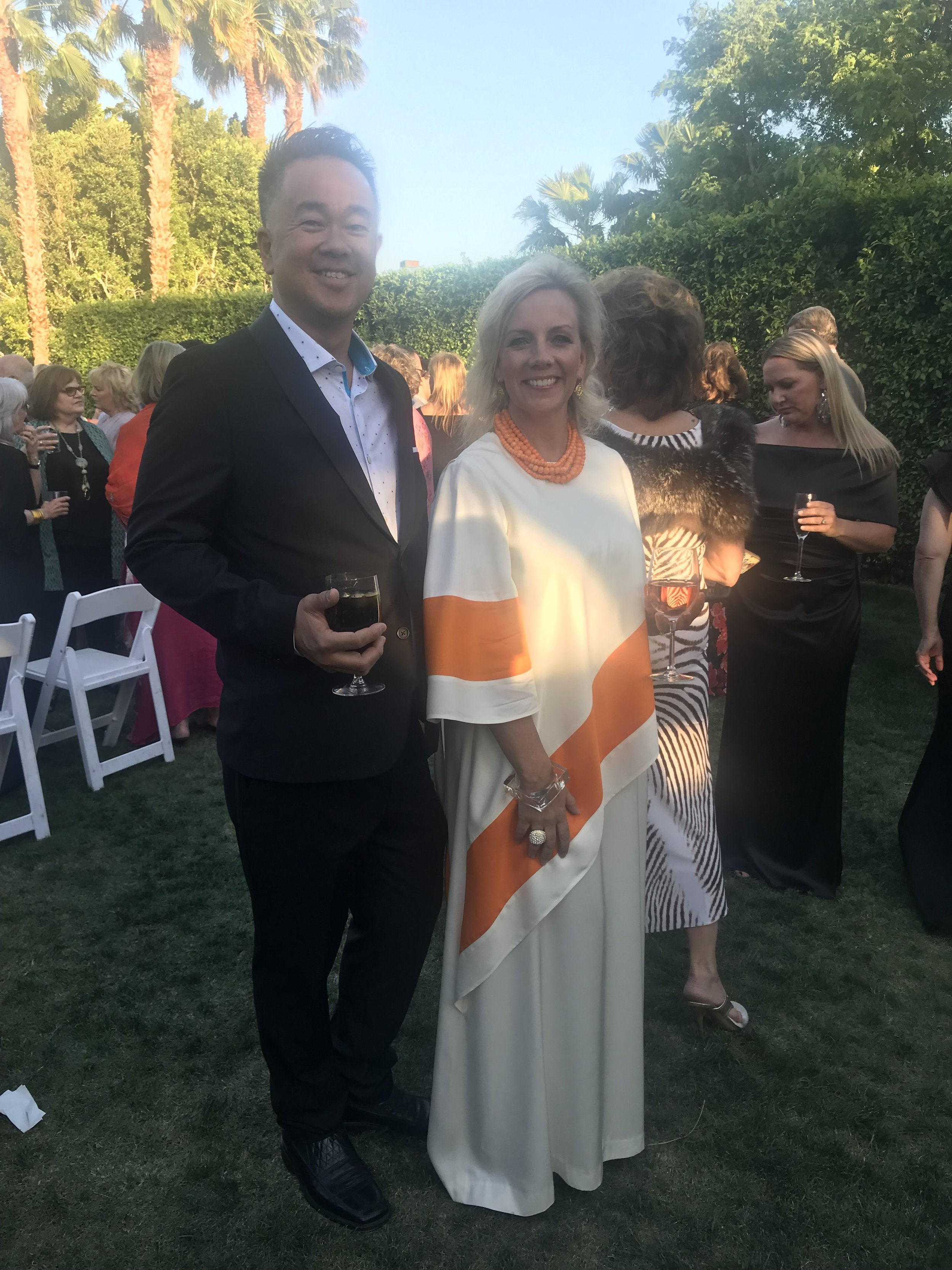 Oakland-based interior designer Nicole Yee,  with her hubs Kingman, took home several top honors.