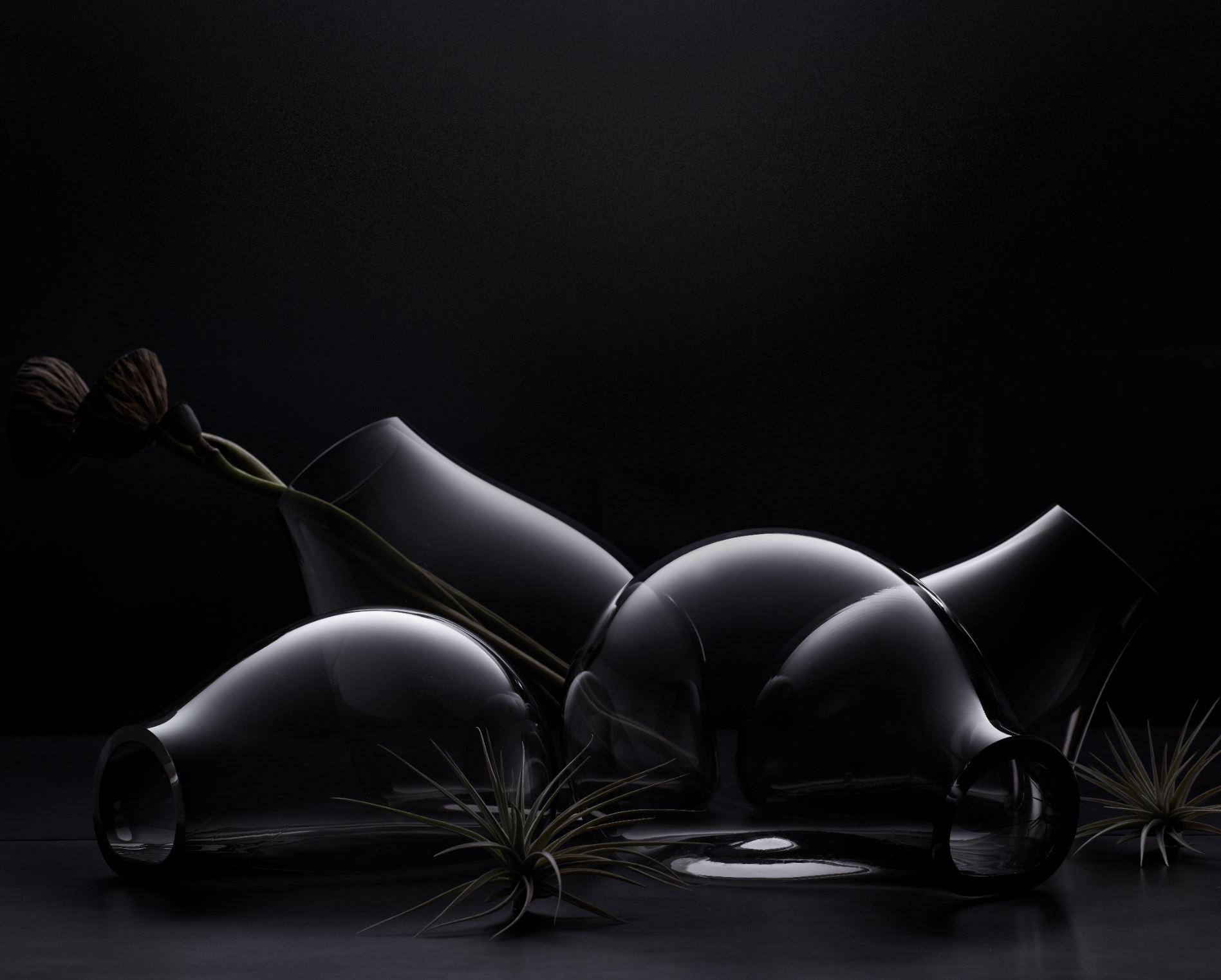Issa's Konsepta glass Bubble Vases