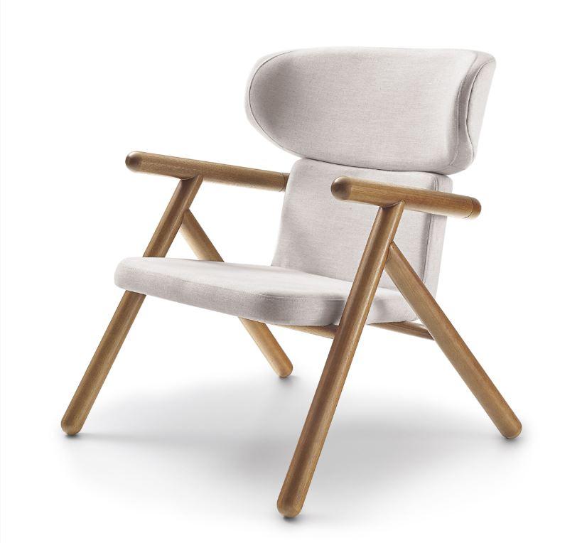 Sole Chair by Larissa Batista.