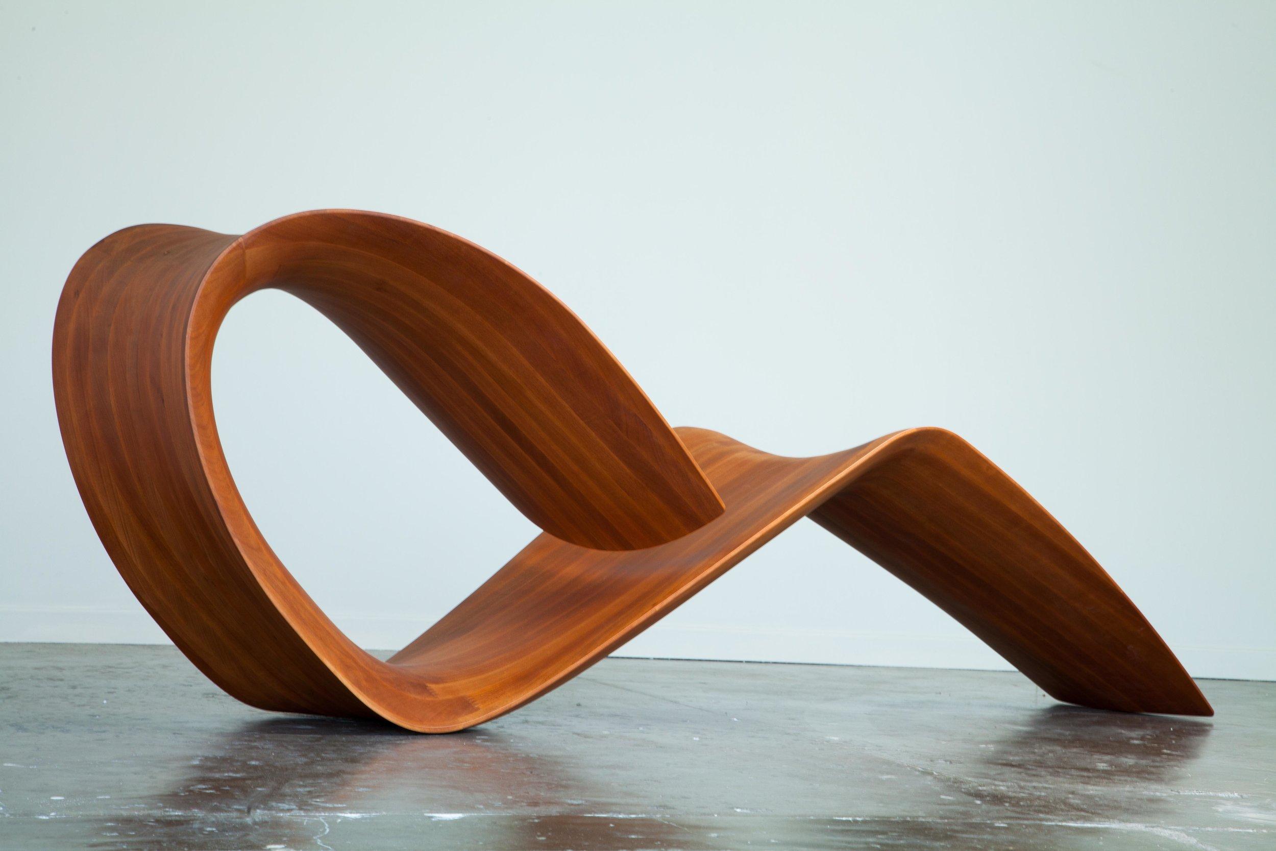 A chaise by da Costa.