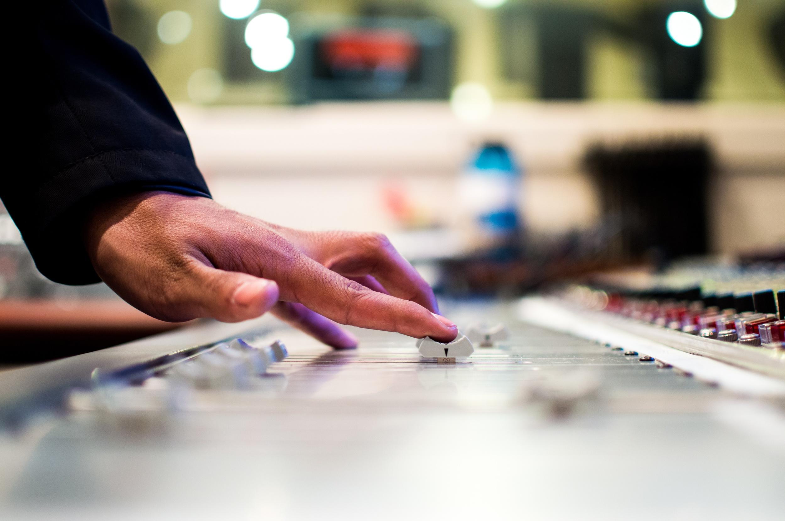 """Building a great mix"" - Workshop"