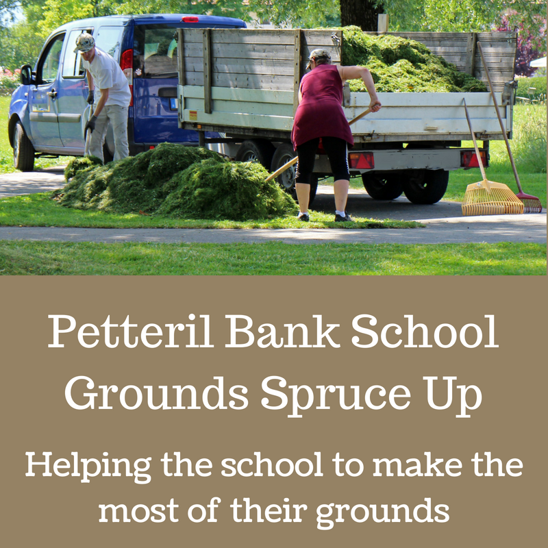 Petteril Bank School spruce up.png