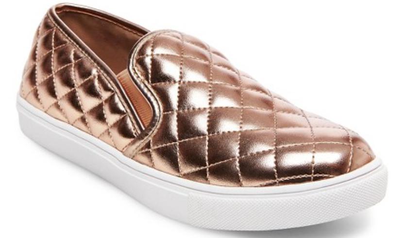 Target,Women's Mad Love Reese Sneakers, $24.99;  Target.com