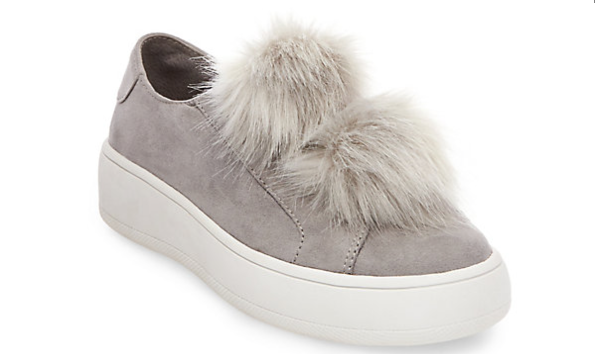 """Steve Madden """"Women's Bryanne Platform Sneakers"""",  $89;  stevemadden.com."""