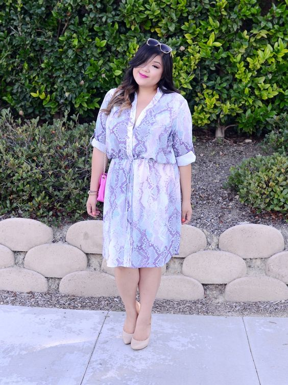 Alison Teng of  Curvy Girl Chic