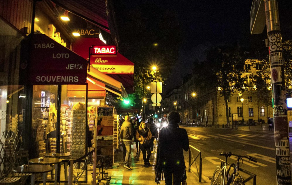 Esta foto la tomé en Paris Oct/16