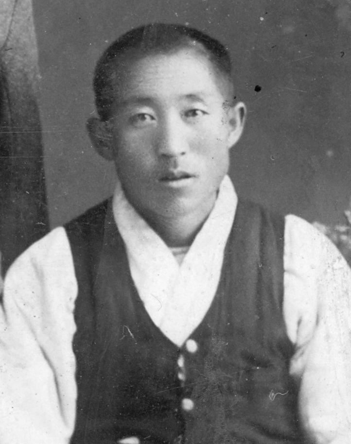 His Dad, 1938