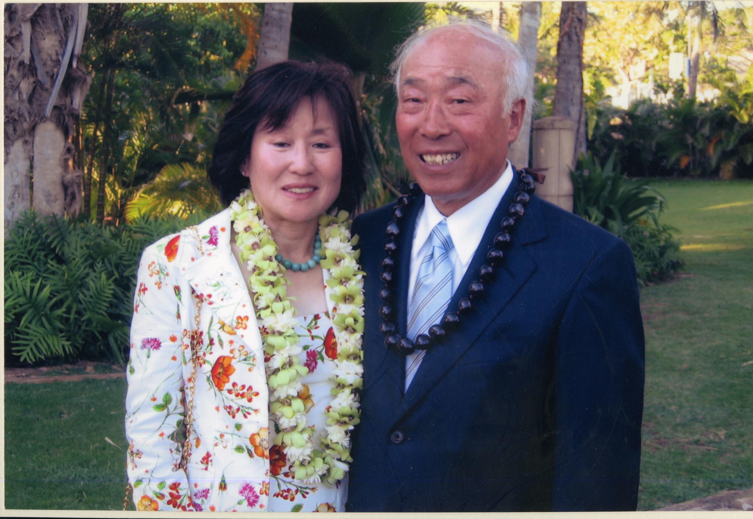 With Chan Eai Pae, 2005