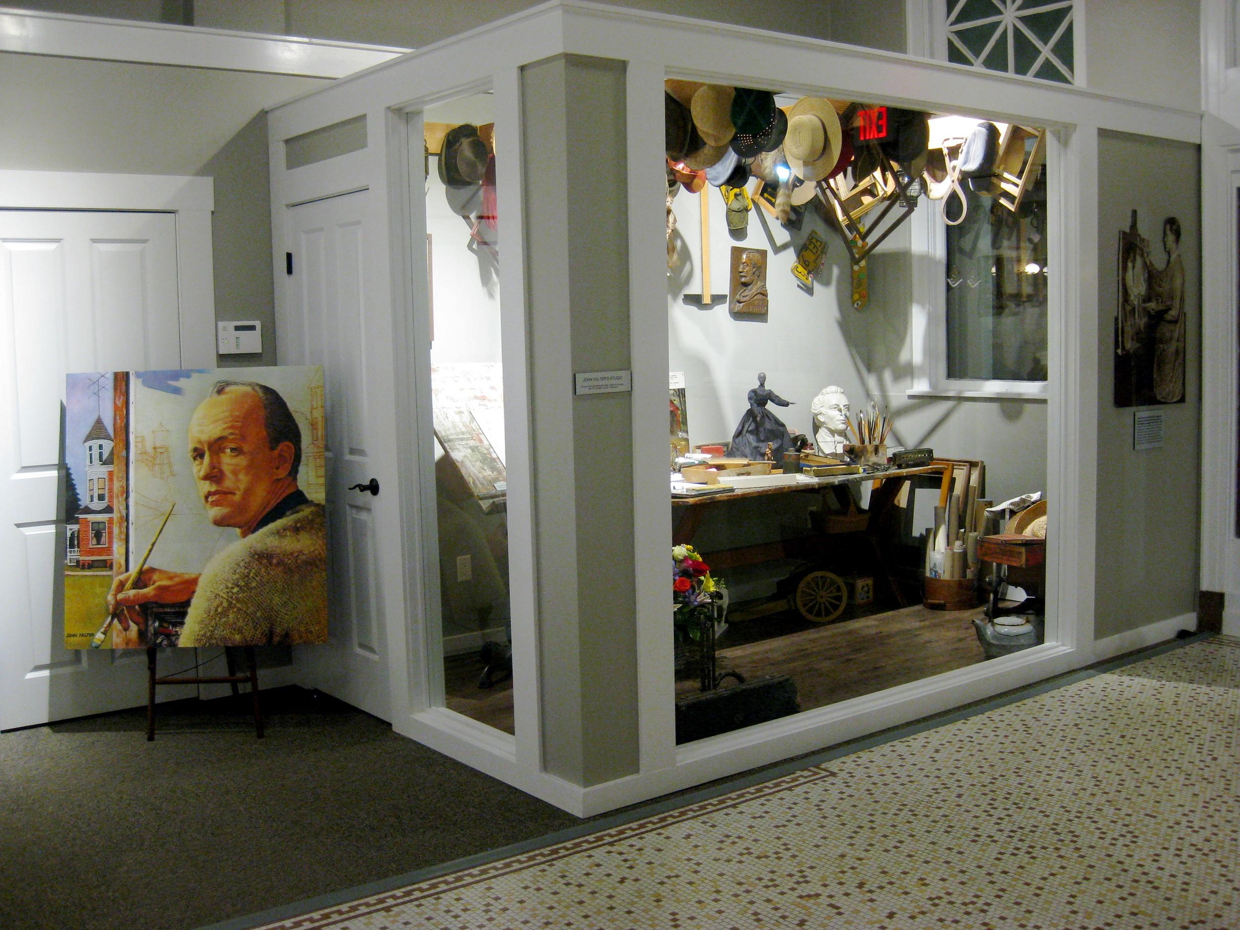 Falter's Studio @ Museum.JPG