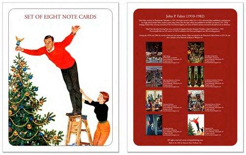 John Philip Falter Notecard Set