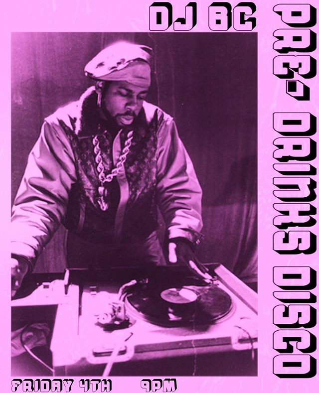 This Friday @ 9 PM, come down for a dance  to the sounds of DJ BC. On the decks will be indie classics, soul, funk, and hip hop.  #stokey #stokenewingtonchurchstreet #hackneylife #londonmusicscene #londonmusic