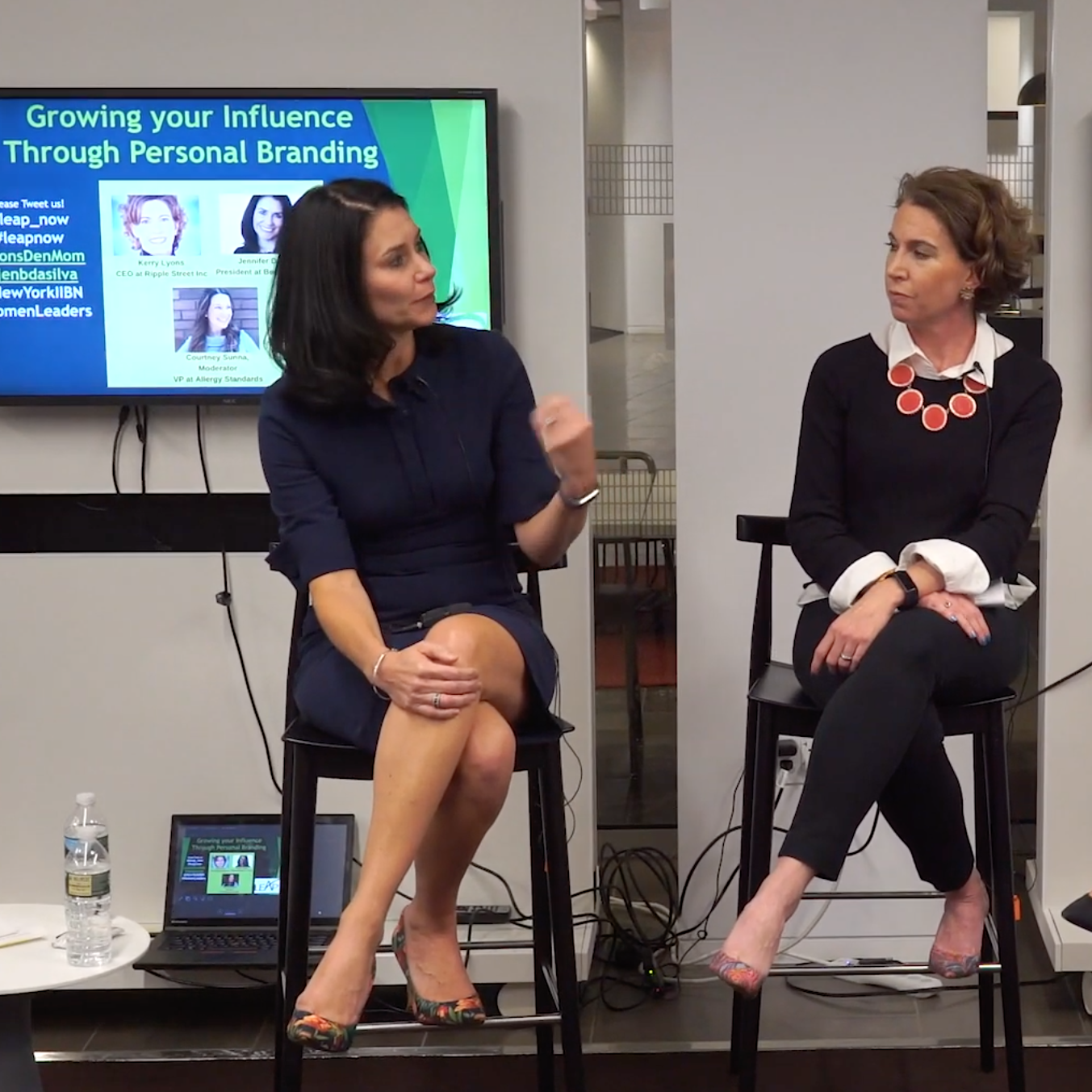 Growing Your Influence: The Power of Personal Branding - with Kerry Lyons and Jennifer DaSilva