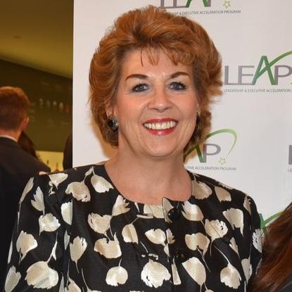 Women in Leadership - with UN Ambassador Geraldine Byrne-Nason
