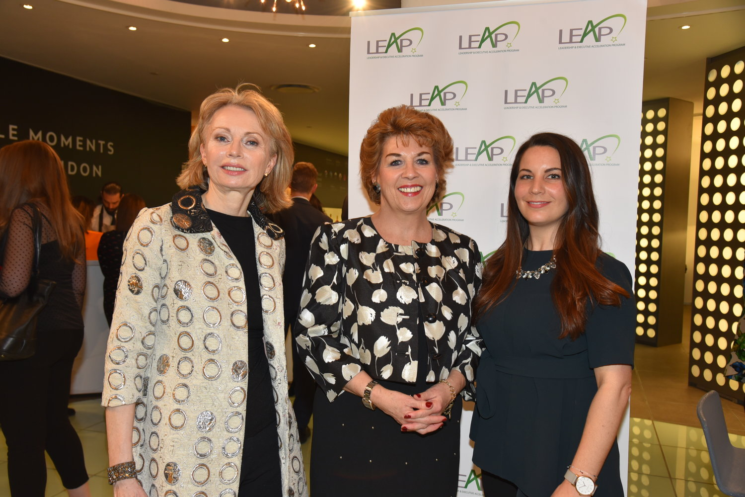 LEAP 2019 Reception - LEAP launched its second cohort at Moët Hennessy USA on 7 February 2019.