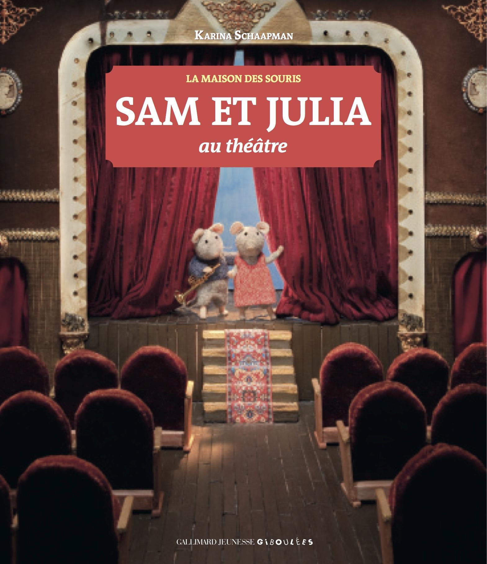 Sam et Julia au theatre