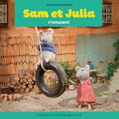 Sam et Julia s'amusent