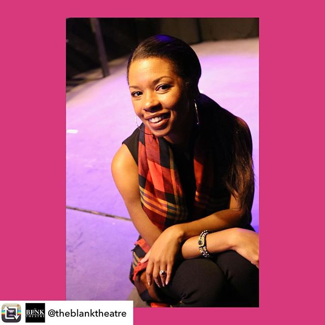Love you @theblanktheatre! So proud of the work you do and excited for #YPFuture. 💫  Repost from @theblanktheatre - Thank you to @angelparkerla for guest hosting our final #YPF27 performance! Angel has been a friend of The Blank since 2007 when she first performed in YPF!