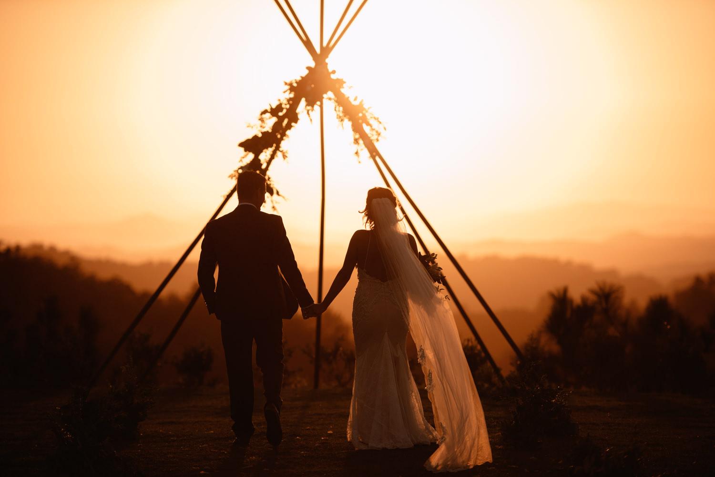 Wedding  | Chaylah + Calvin | Julian, CA