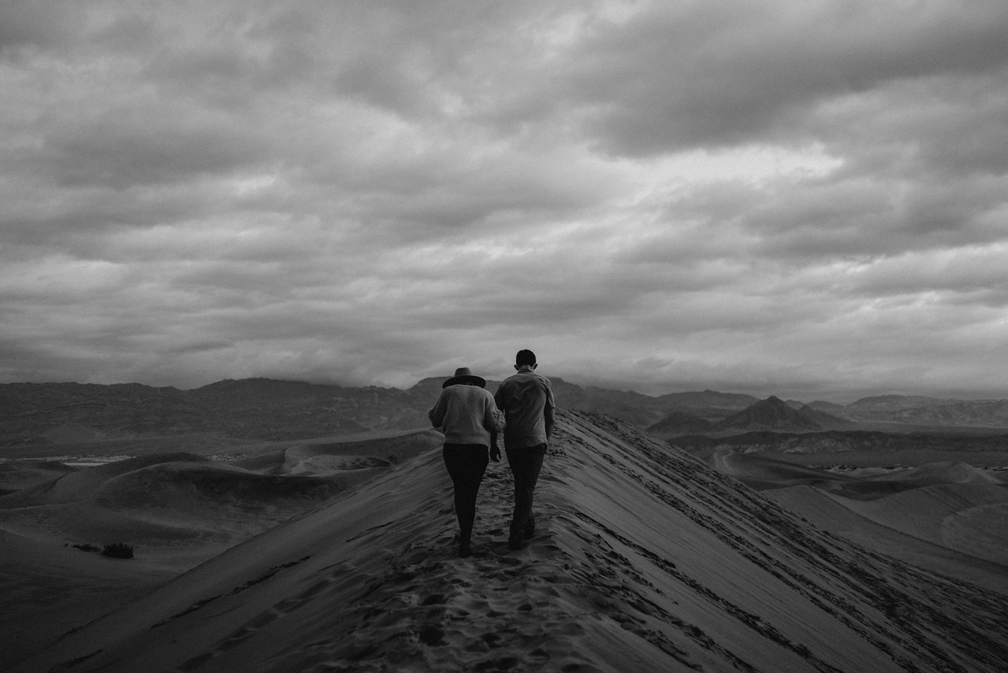 Adventure Engagement  | Death Valley, CA | Ginny + Mike Part Two